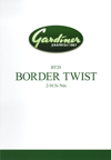 Border Twist Cover